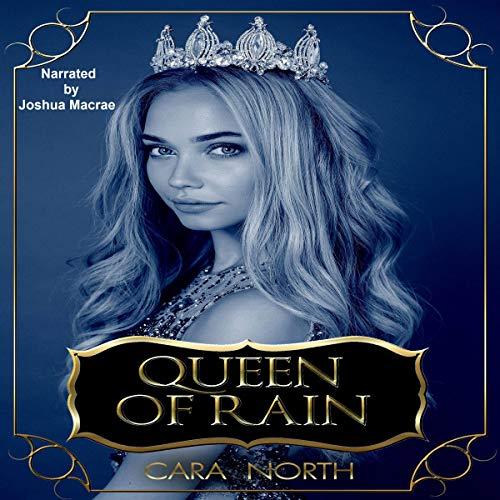 Queen of Rain audiobook cover art