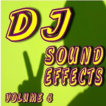 DJ Sound Effects, Vol. 4