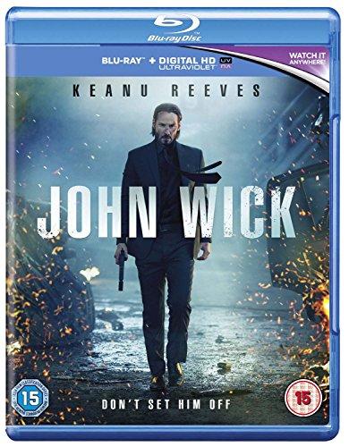 John Wick [Blu-ray] [2015] [Region Free] [UK Import]