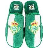 Andinas - Zapatillas de estar por casa Oficial Real Betis - Verde-blanco, 43