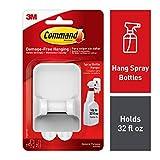 Command Spray Bottle Hanger, Organize Damage-Free (17009-ES)
