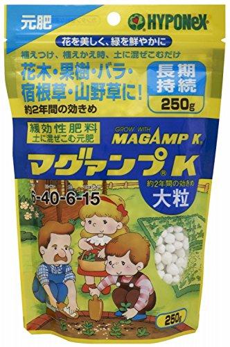 ハイポネックスジャパン マグァンプK 大粒 250g
