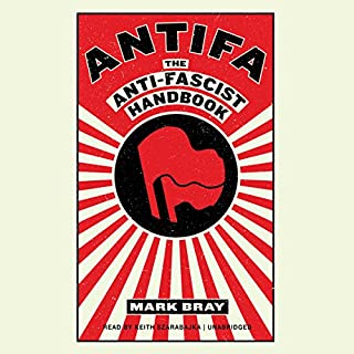 Antifa cover art
