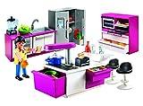 Zoom IMG-1 playmobil 5582 cucina con isola