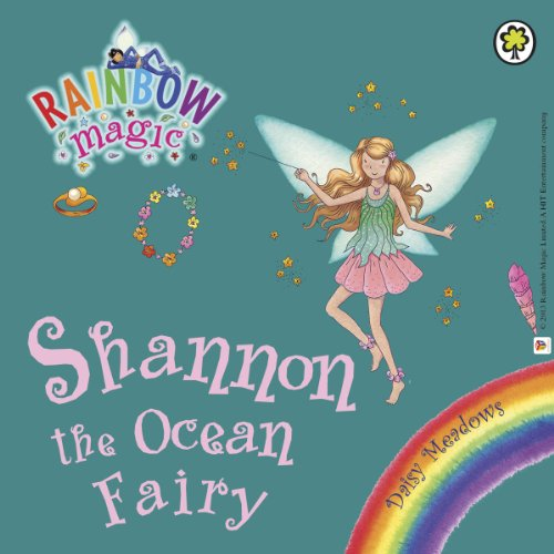 Rainbow Magic: Shannon the Ocean Fairy audiobook cover art