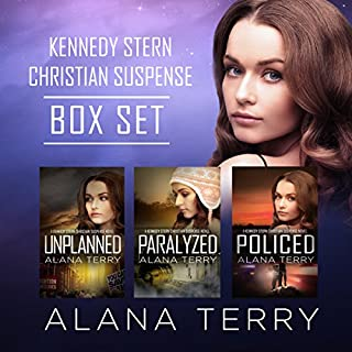 Kennedy Stern Christian Suspense Box Set (Books 1-3)                   By:                                                                                                                                 Alana Terry                               Narrated by:                                                                                                                                 Keli Douglass                      Length: 16 hrs and 23 mins     121 ratings     Overall 4.0