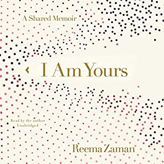 I Am Yours audiobook cover art