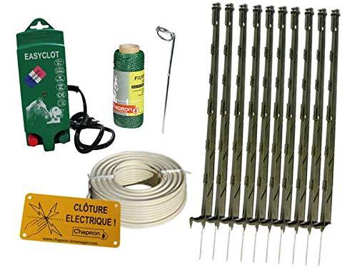 Electrificateur de clôture SEC 1500 E Chapron Leménager