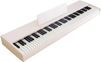 Piano electrónico profesional 88 teclas conexión bluetooth ...