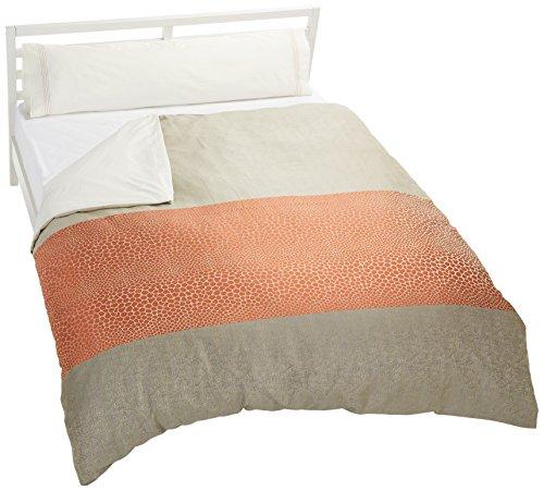 Artemur 64717 C/70 Patricia Color Naranja Duo Nórdico para Cama de 135, 135 cm