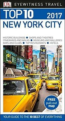 Top 10 New York City (Eyewitness Top 10)