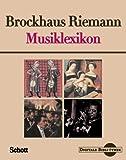 Brockhaus/Riemann - Musiklexikon (Digitale Bibliothek 38) -