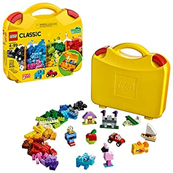 LEGO Classic Creative Suitcase 10713 Building Kit  213 Pieces
