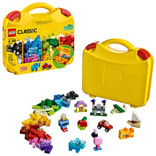 LEGO Classic Creative Suitcase - YOUR TODDLER WILL LOVE IT