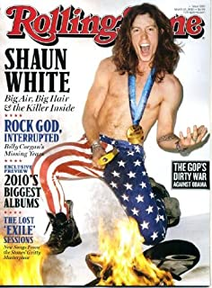 Best shaun white rolling stone cover Reviews