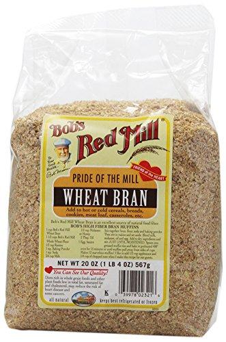Bob's Red Mill  Wheat Bran, 20 oz