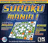 Sudoku Mania! Bonus Edition with Unlimited Puzzles