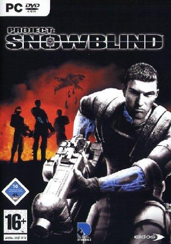Project: Snowblind (DVD-ROM) [Edizione : Germania]
