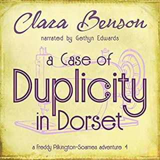 A Case of Duplicity in Dorset cover art