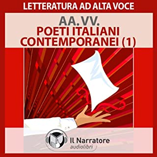 Poeti italiani contemporanei copertina