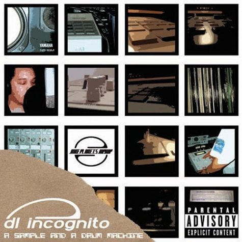 A Sample & a Drum Machine
