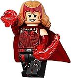 LEGO Marvel Studios 71031 #1 The Scarlet Witch - Figura de bruja en caja de regalo