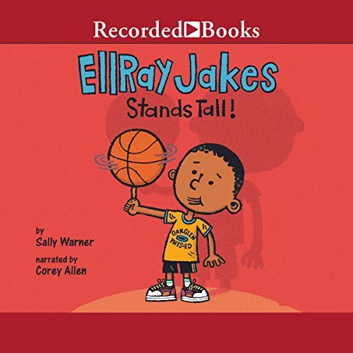 EllRay Jakes Stands Tall audiobook cover art