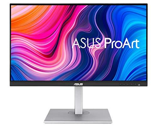 "ASUS ProArt Display PA279CV Monitor Professionale - 27"", IPS, 4K UHD (3840 x 2160), 100% sRGB, 100% Rec. 709, Accuratezza Colore ΔE < 2, Calman Verified, USB-C, ProArt Preset, Stand Ergonomico"