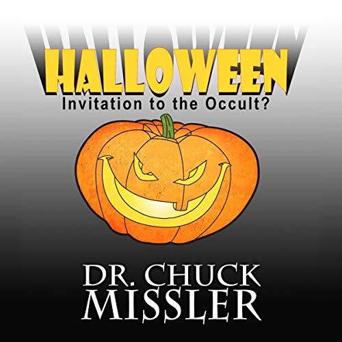 Halloween audiobook cover art