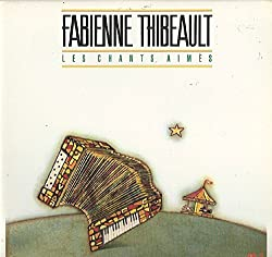 Fabienne Thibeault: Les Chants Aimes LP NM Canada Belugas / Trans-Canada PB-302