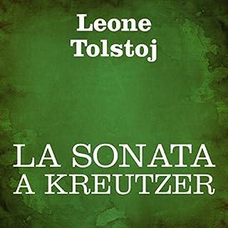 La sonata a Kreutzer copertina