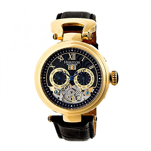 Heritor Automatic Men's Jeweled Automatic...