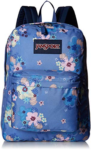 JANSPORT Superbreak Backpack Artist Floral Schoolbag JS00T50148S Rucksack JANSPORT Bags
