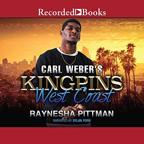 Carl Weber's Kingpins: West Coast cover art