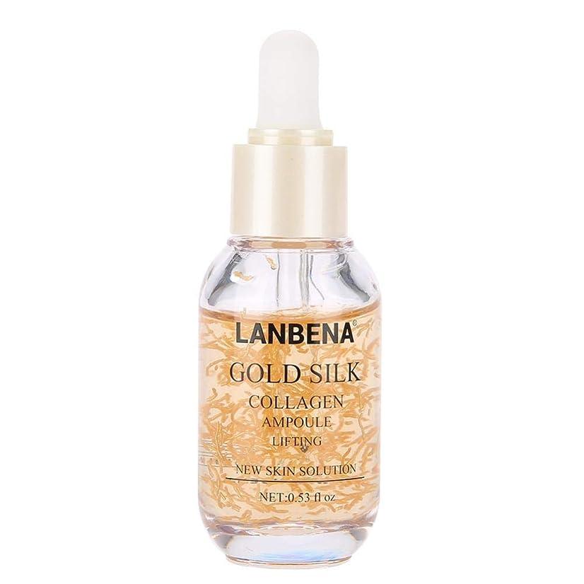 嵐のパケット中世のコラーゲンフェイシャルエッセンス、肌への潤い 修理 保湿 引き締め 肌の輝き ユニセックス スキンケア製品