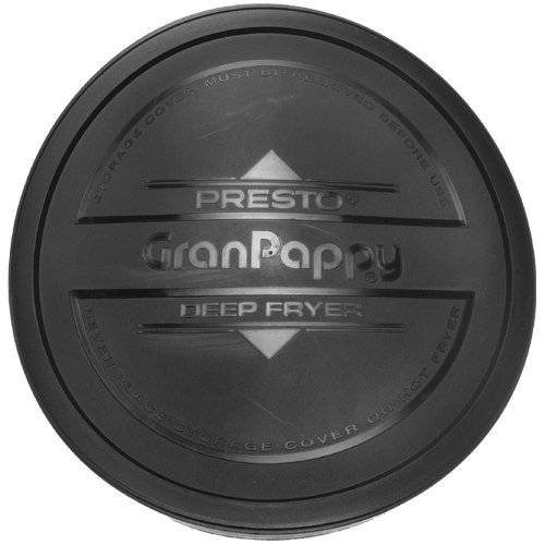 Pesto 32331 lid for Gran Pappy fryers.
