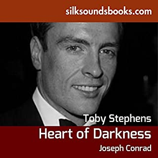 Heart of Darkness audiobook cover art