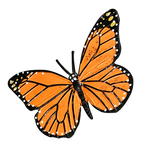 TOYANDONA Lebenszyklus Figuren des Schmetterlings Frühe Bildung Tierfiguren Biologie Wissenschaft Spielzeug für Kinder Kleinkinder Kinder