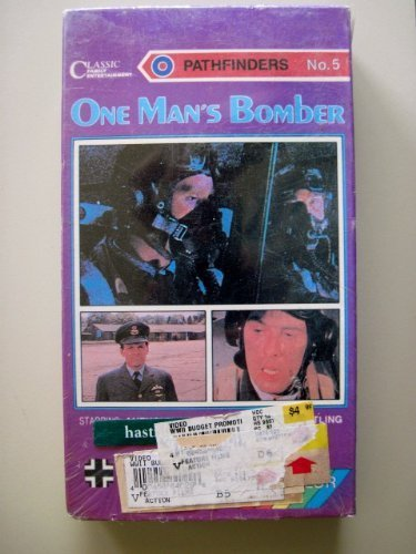 Video Tape VHS Pathfinders Number 5 ONE MAN's Bomber. by Classic Family Entertainment
