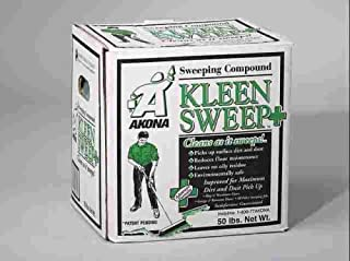 Kleen Sweep+ Sweeping Compound Bagged 50 Lb.