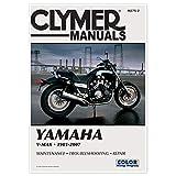 Clymer Yamaha Motorcycle Repair Manual M375