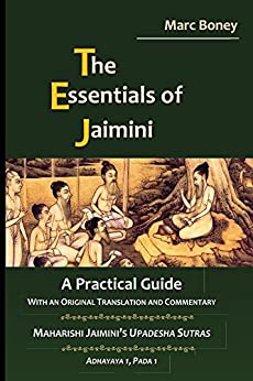 The Essentials of Jaimini: A Practical Guide by [Marc Boney]