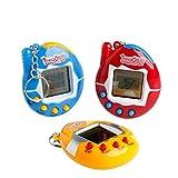 AJOYCN giocattolo divertente dell'animale domestico di animali domestici (colori casuali) giocattolo divertente degli animali domestici