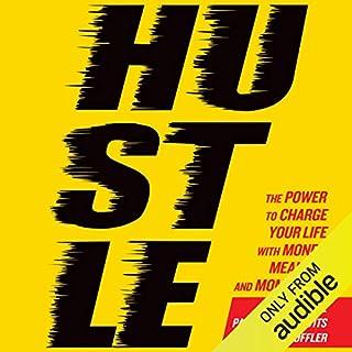Hustle cover art