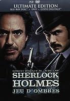 Sherlock Holmes 2 : Jeu d'ombres - Ultimate Edition - Combo Blu-ray + DVD - Boîtier métal Edition limitée