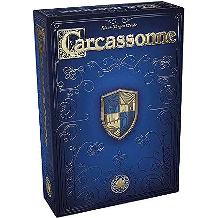 ボードゲーム カルカソンヌ20周年記念版