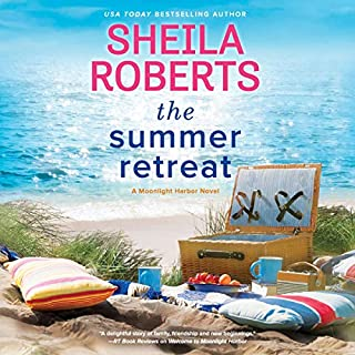 The Summer Retreat     A Moonlight Harbor Novel, Book 3              Auteur(s):                                                                                                                                 Sheila Roberts                               Narrateur(s):                                                                                                                                 Ann Gideon                      Durée: 8 h et 26 min     Pas de évaluations     Au global 0,0