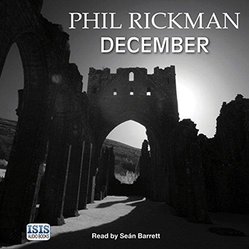 December audiobook cover art
