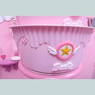 UHYBV Plastic Foot tub Plastic Baby Small Basin Children's Newborn Supplies wash PP Buttocks Portable Footbath