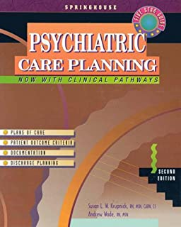 Psychiatric Care Planning (Springhouse Care Planning Series)